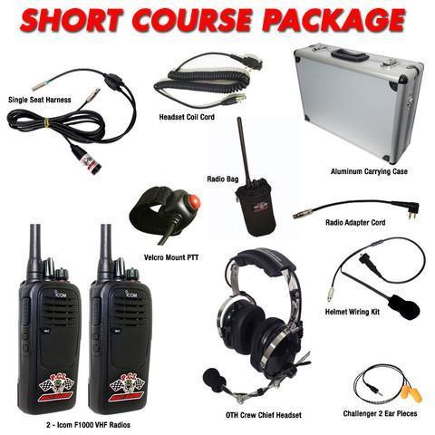 Short Course F1000 Kit Communications PCI Radios