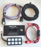 SP-9100 8 Switch Panel Power System Power Management Switch Pros