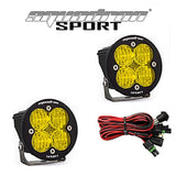 Squadron Sport-R LED Light | Pair Lighting Baja Designs