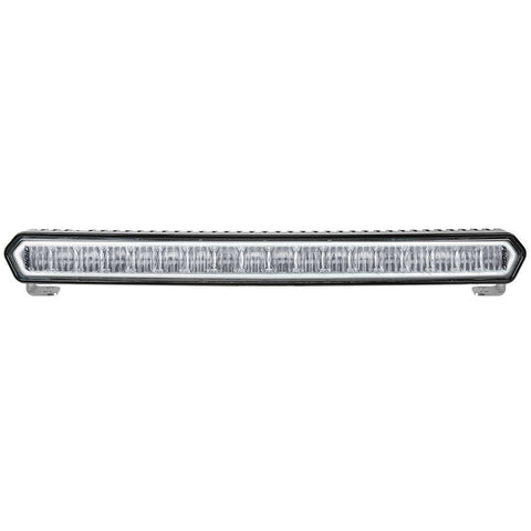 "SR-L Series 20"" Off-Road LED Light With White Halo Lighting Rigid Industries"