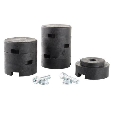 Synergy Jeep Snap-Lock Bump Stop Spacer System-8057-10 Suspension Synergy Manufacturing