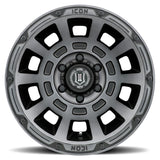 "Thrust | 17"" Wheel Wheels Icon Alloys"