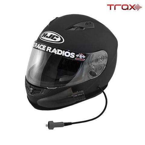 TRAX HJC CS-R3 Playcar Wired Helmets PCI Radios