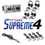 TRAX Supreme Package Communications PCI Radios