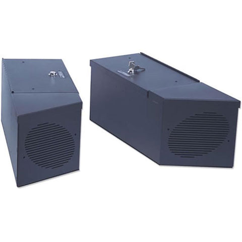 Universal Speaker/Storage Lockbox Set Security Tuffy Security Products