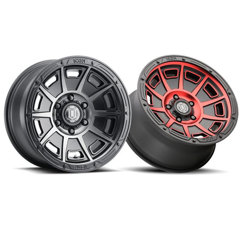 "Victory | 17"" Wheel Wheels Icon Alloys"