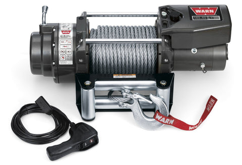 Warn 16.5ti Heavy Weight Winch 16,500 Lb Capacity Winch Warn Industries