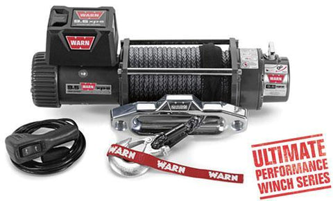 Warn 9.5xp Extreme Performance Winch 9.500 Lb Capacity Winch Warn Industries