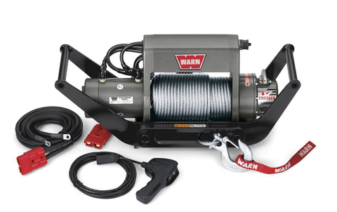 Warn XD9000i Portable Premium Winch 9,000 Lb Capacity Winch Warn Industries