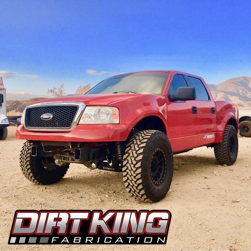 '04-14 Ford F150   Dirt King Fabrication
