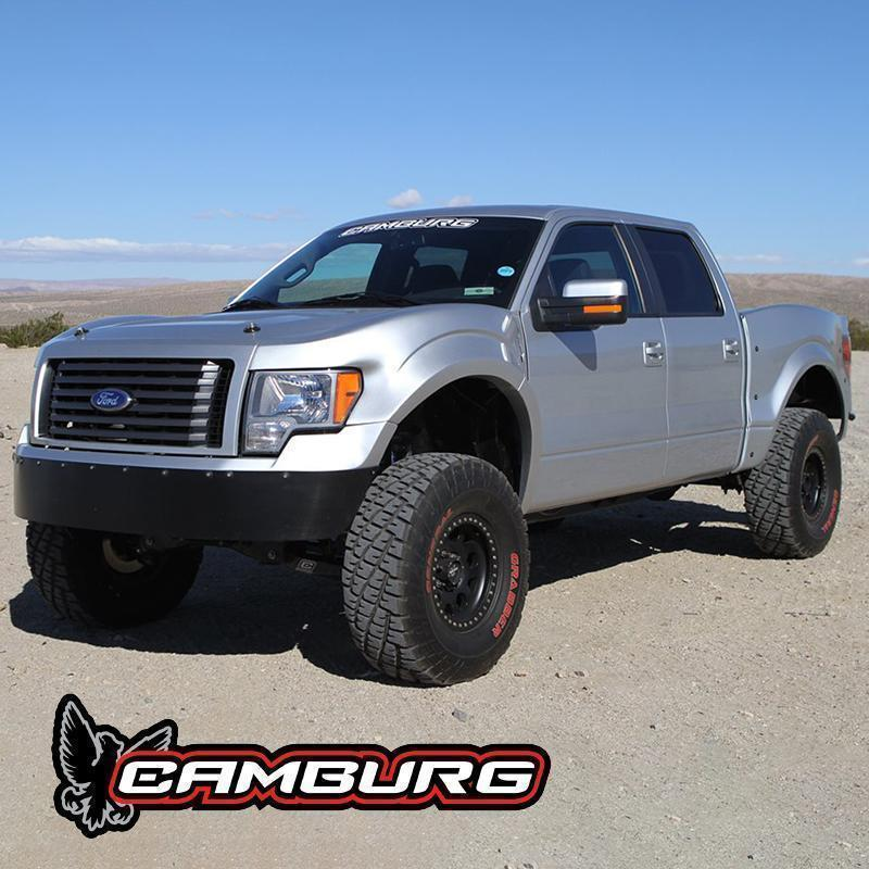 '04-Current Ford F150 | Camburg Engineering
