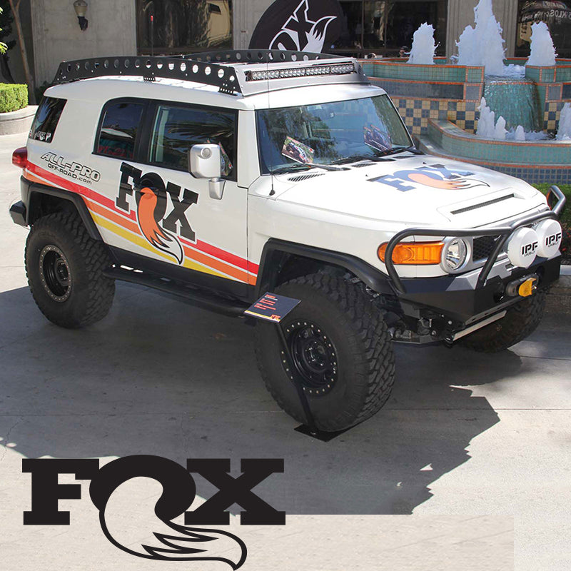 Fox Shocks | Toyota FJ Cruiser