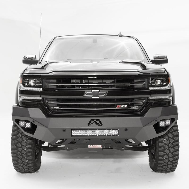 '07-Current Chevy/GM 1500 | Off Road Bumpers