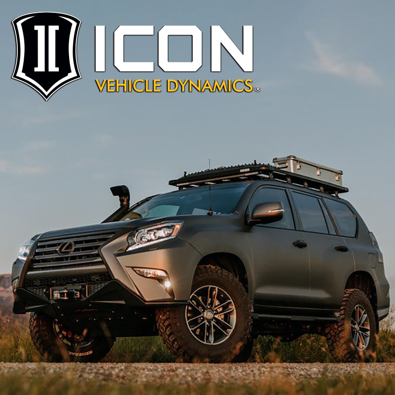 Icon Vehicle Dynamics | 2010-Current Lexus GX460