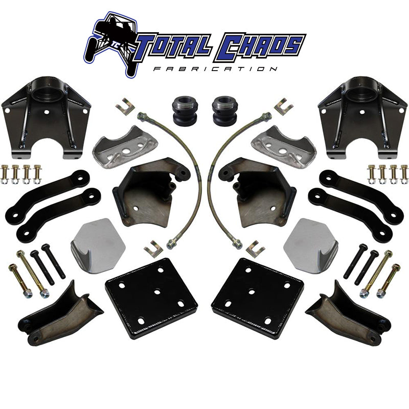 Total Chaos Fabrication | '07-Current Toyota Tundra Suspension Components