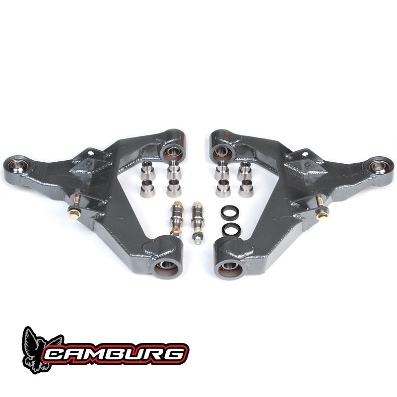 Camburg Engineering | Performance Lower Arm Kits