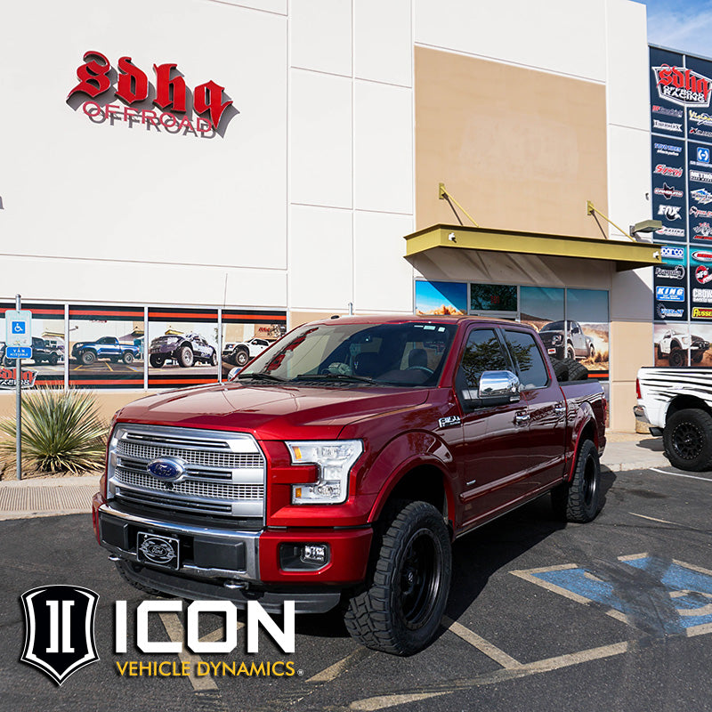 Icon Vehicle Dynamics | '04-Current Ford F150