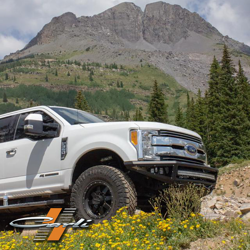 "Carli Suspension | '17-Current Ford F250/350 4.5"" Complete Suspension Systems"