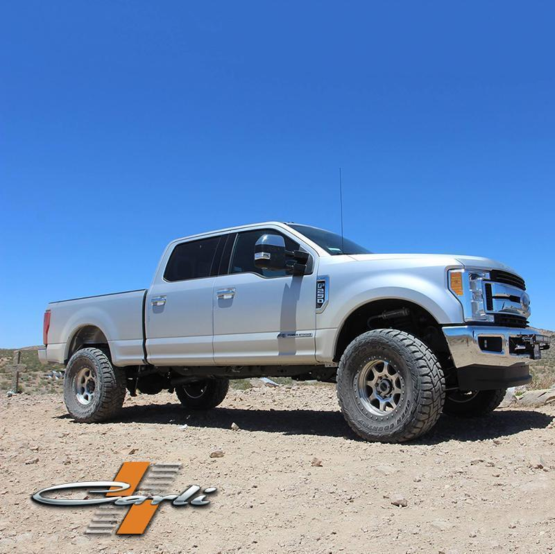 "Carli Suspension | '17-Current Ford F250/350 2.5"" Complete Suspension Systems"