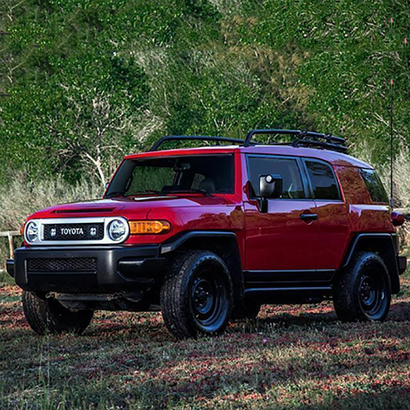 '07-14 Toyota FJ Cruiser | Lighting