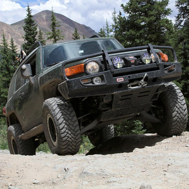 '07-14 Toyota FJ Cruiser | Expedition Accessories