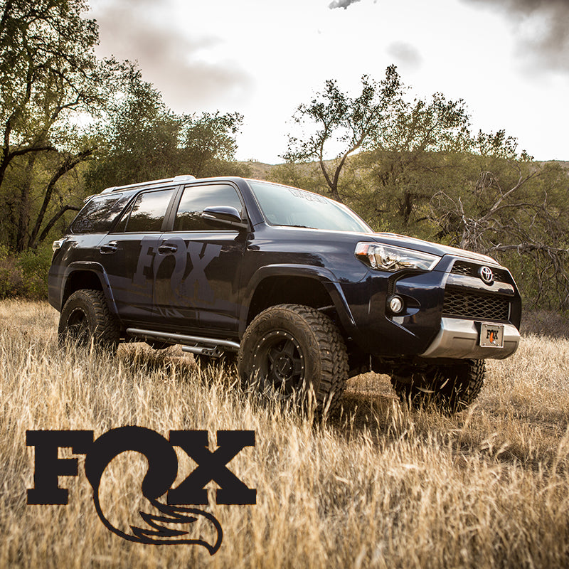 Fox Shocks | Toyota 4Runner