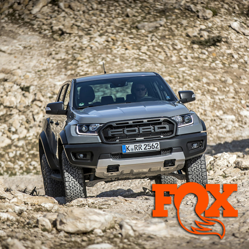 Fox Shocks | Ford Ranger