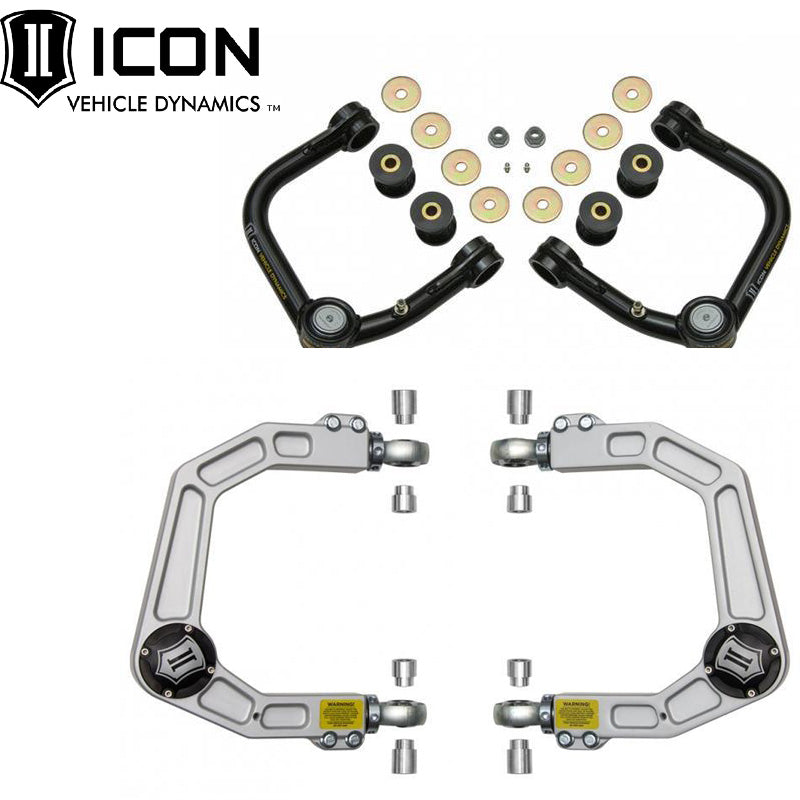 Icon Vehicle Dynamics Upper Control Arms