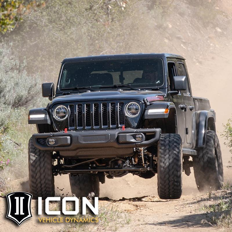 Icon Vehicle Dynamics | '20-Current Jeep JT Gladiator