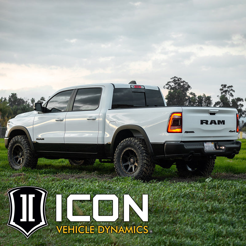 Icon Vehicle Dynamics | '19-Current Ram 1500 Complete Suspension Systems
