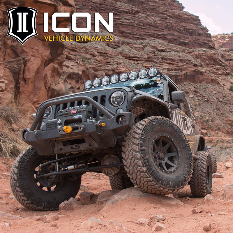 Icon Vehicle Dynamics | '18-Current Jeep JL