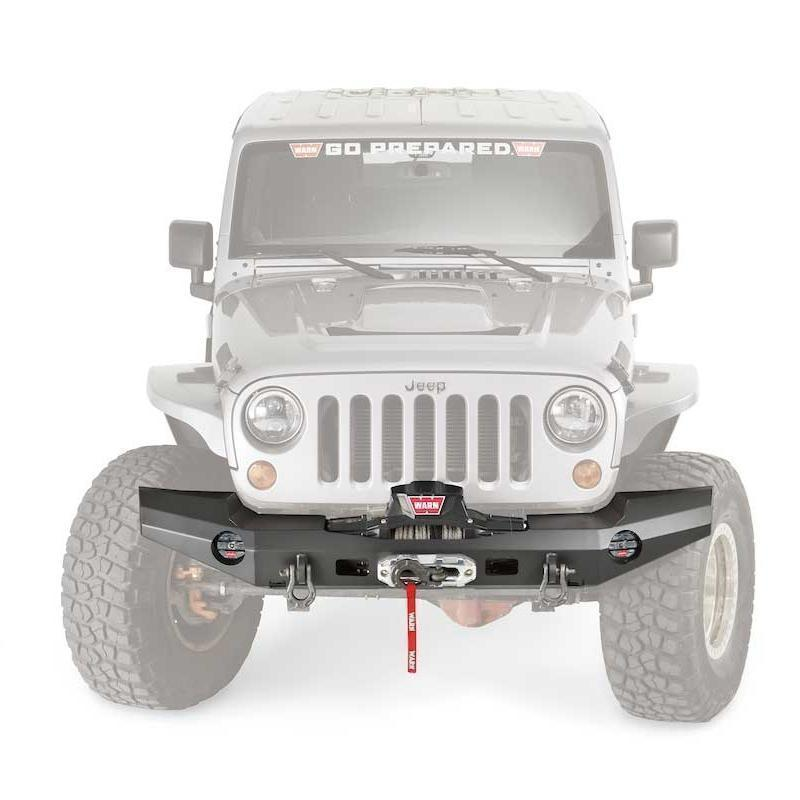'07-17 Jeep JK | Off Road Bumpers