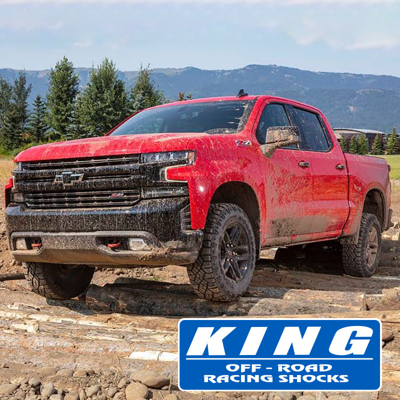 King Shocks | Chevy/GM 2.5 Performance Series Shocks