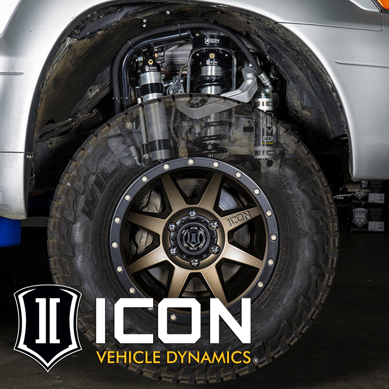 Icon Vehicle Dynamics   '03-09 Lexus GX470 Complete Suspension Systems