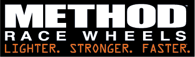 method wheels logo