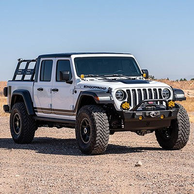 SDHQ Built 2020 Jeep JT Gladiator