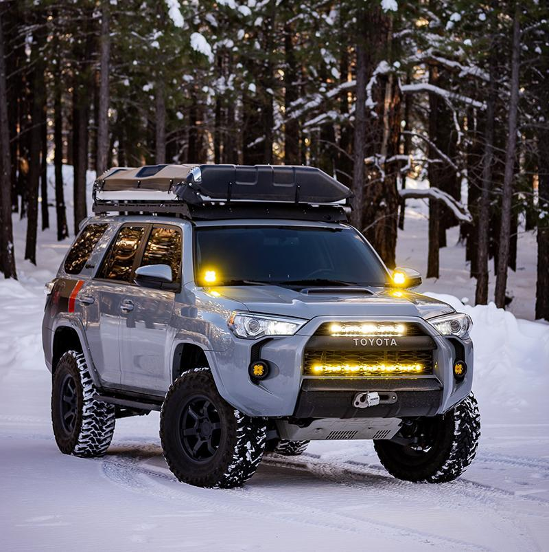 SDHQ Built Toyota 4Runner Cement Pro