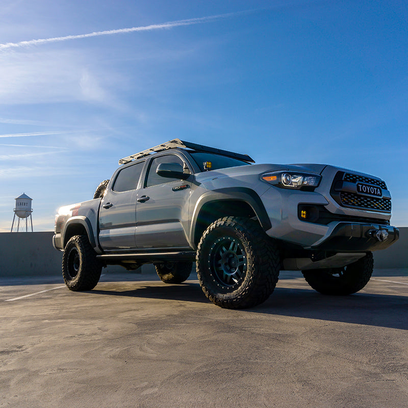 SDHQ Built Toyota Tacoma Cement Pro