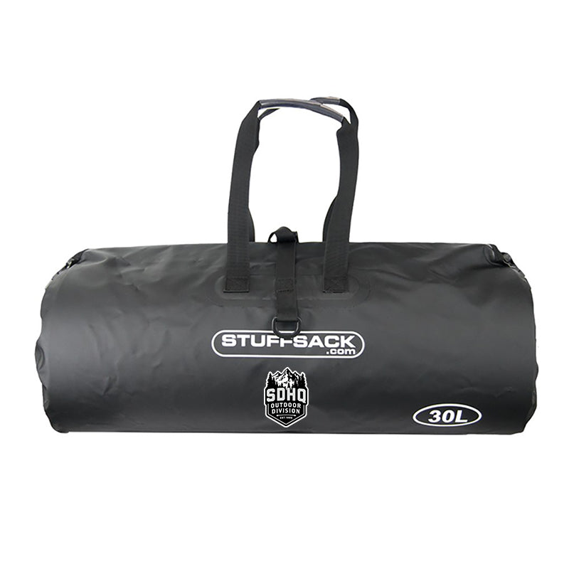 SDHQ Outdoor Division 30L Dry Duffle Bag