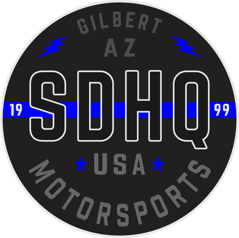 SDHQ Law Enforcement discount logo