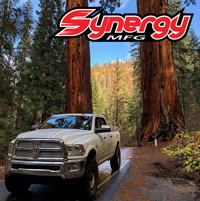 Synergy Manufacturing   Ram 2500/3500