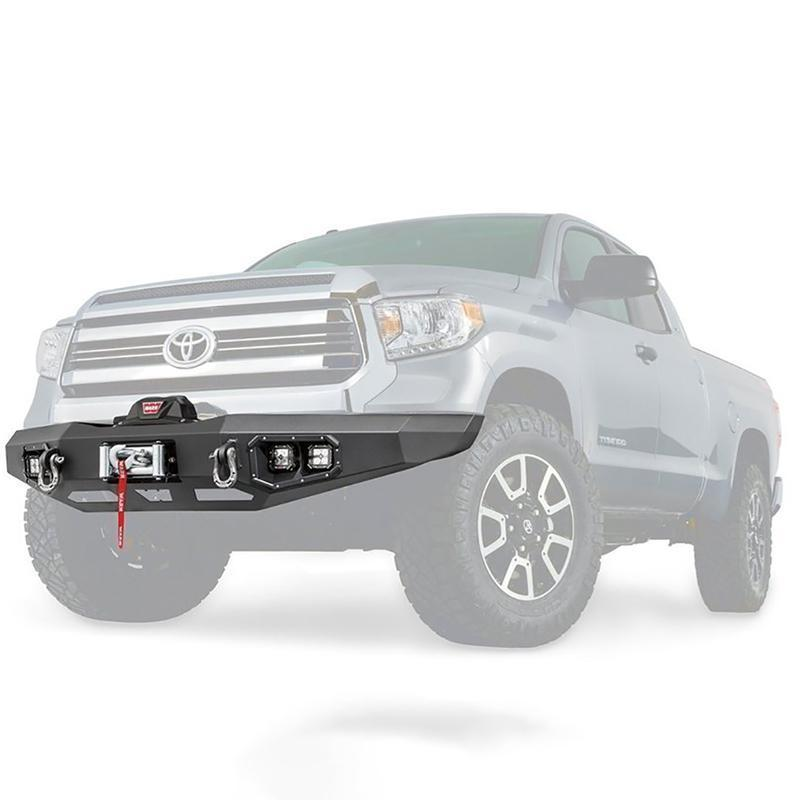 '07-Current Toyota Tundra | Off Road Bumpers