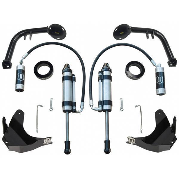 Icon Vehicle Dynamics   '07-Current Toyota Tundra S2 Secondary Shock Systems