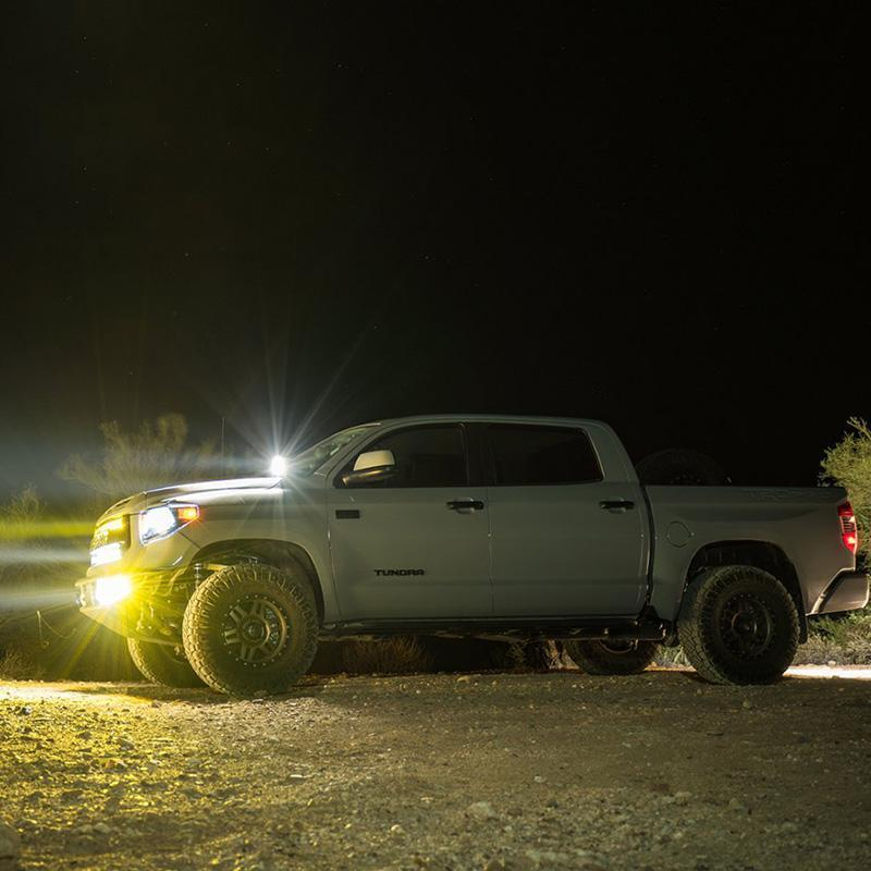 lighting Toyota Tundra