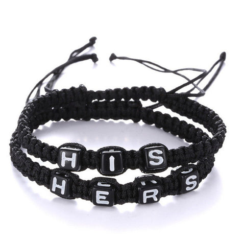 His & Hers Bracelets