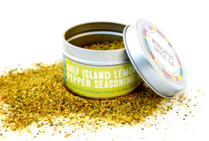 Gulf Island Lemon Pepper Seasoning