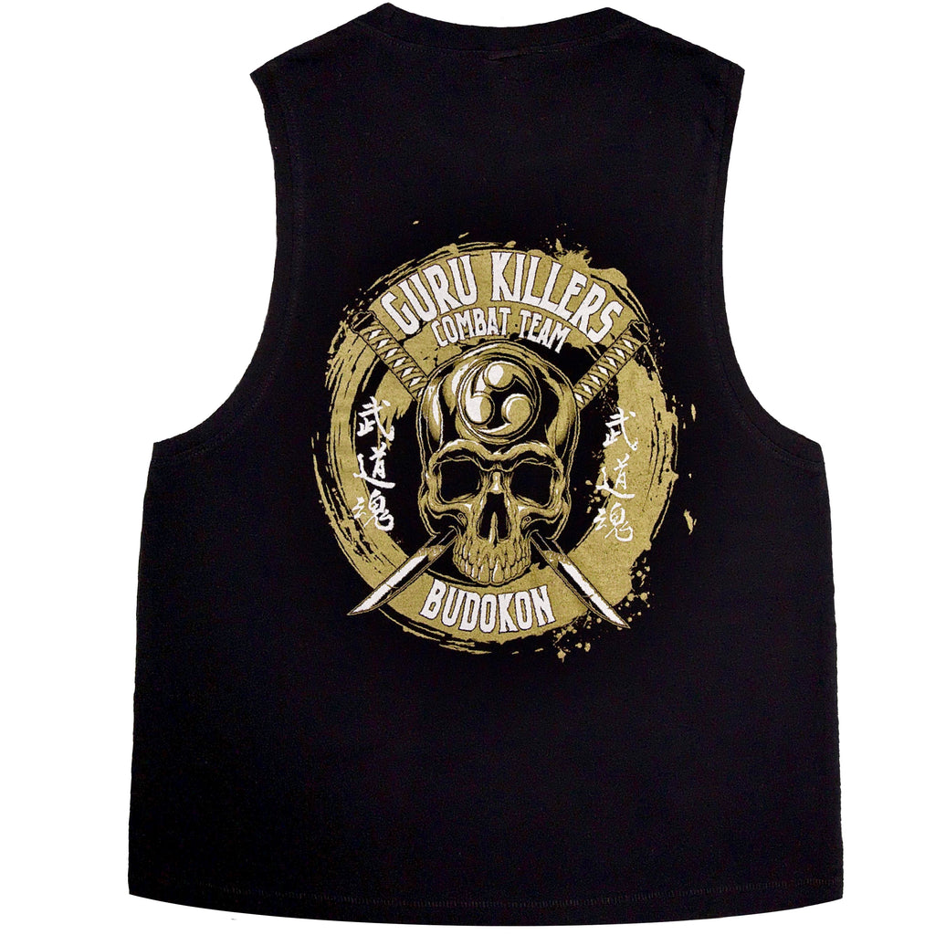 THE GOLD ASSASSIN TANK