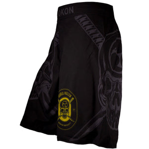 BDK GURU KILLER FIGHT SHORTS