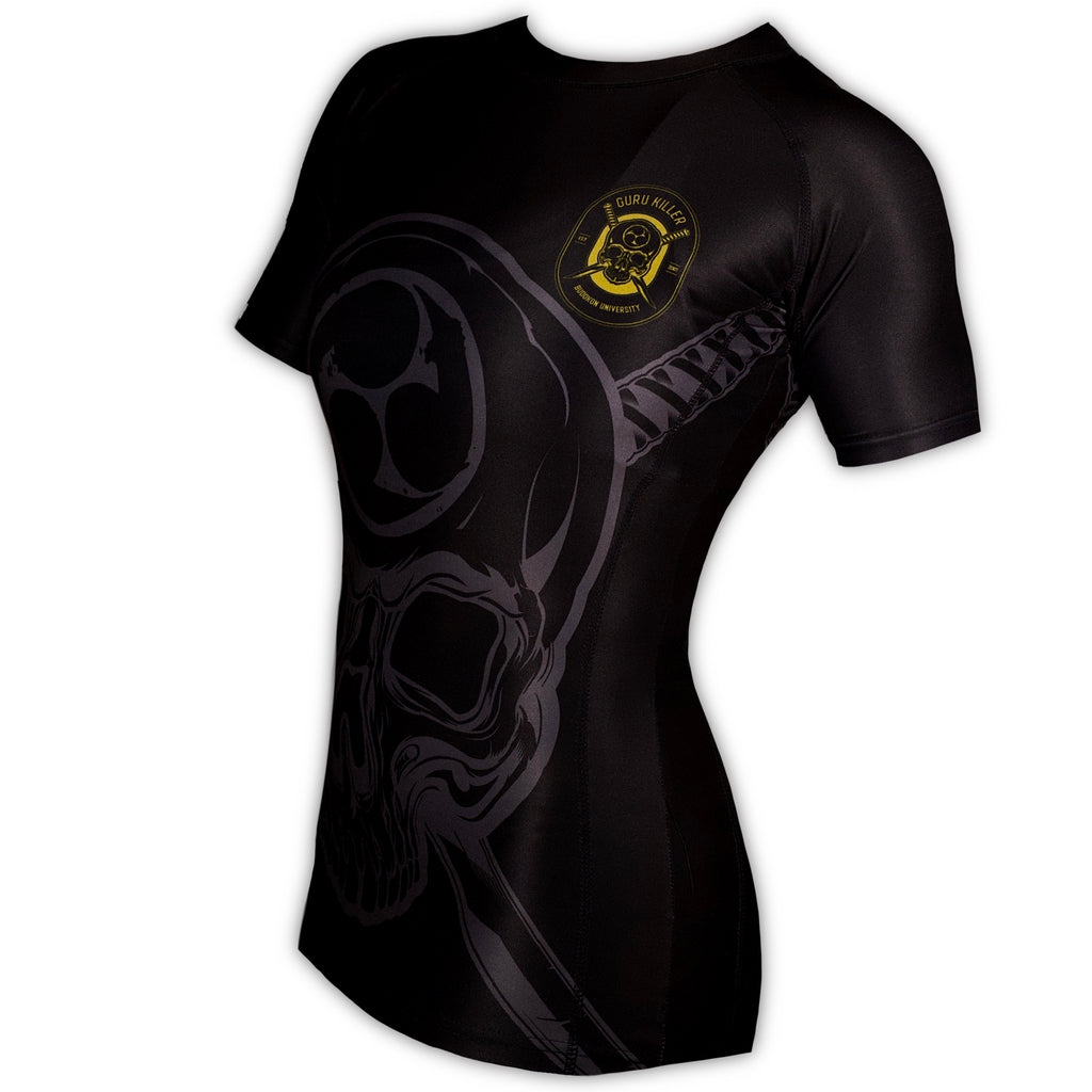 BDK GURU KILLER SHORT SLEEVES RASH-GUARD