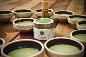@cjkclay MATCHA BOWL